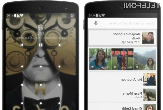 Pametni mobilni telefon Google Nexus 5 je upravičil prav vsa pričakovanja!