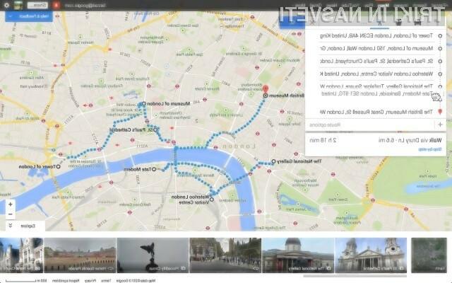 Novi Google Maps je še uporabnejši!