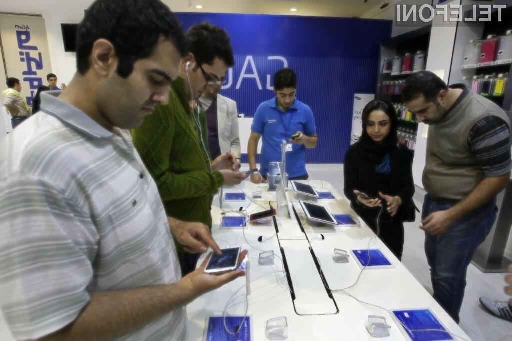 Mobilne naprave Samsung so med uporabniki izjemno priljubljene!