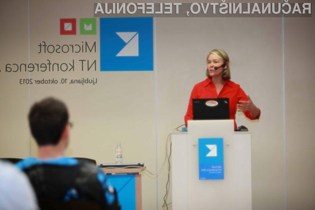 Z jesenskim dogodkom smo otvorili prenovljeno NT konferenco