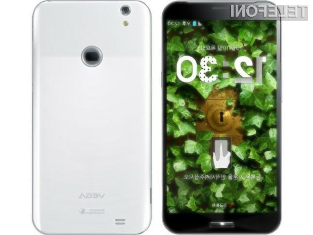 Pantech Vega Secret Note ima vse, kar lahko od pametnega mobilnega telefona pričakujemo!