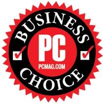 PCMag Business Choice Award 2013