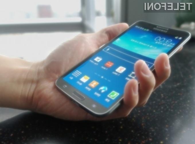 Prvi tovarniško upognjen mobilnik Samsung Galaxy Round bo zlahka prepričal tudi najzahtevnejše uporabnike!
