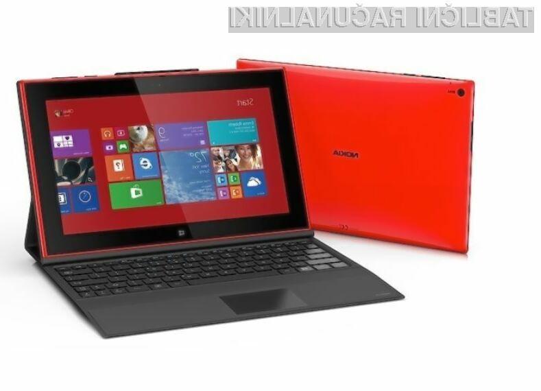 Nokia razkrila tablični računalnik Lumia 2520