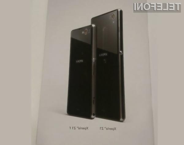 Sony Xperia Z1 f bo po vsej verjetnosti naprodaj še pred pričetkom naslednje pomladi!