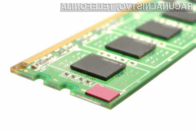 Pomnilniki DDR4 obetajo precejšnjo pohitritev računalniških sistemov!