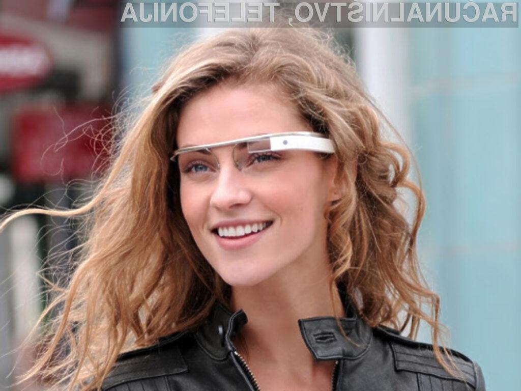 Večpredstavnostna očala Glass podjetja Google bodo navadnim smrtnikom na voljo le za en dan in to zgolj v ZDA.