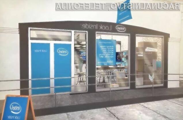 Applovemu uspešnemu modelu prodajaln bo sledilo tudi podjetje Intel!