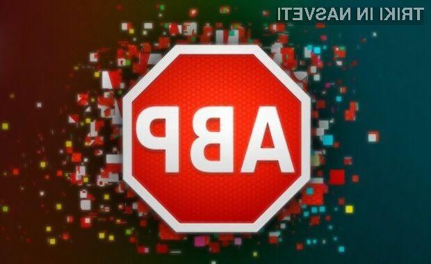 Z namestitvijo dodatka AdBlock Plus bodo nezaželeni oglasi na portalu YouTube takoj postali preteklost!