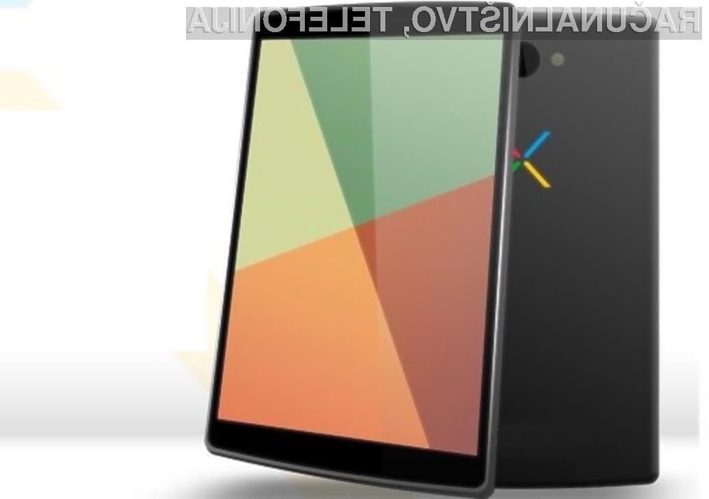 Tablica Google Nexus 8 naj bi zlahka pometla z vso konkurenco!
