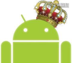 Na področju pametnih mobilnih telefonov še vedno kraljuje Android!