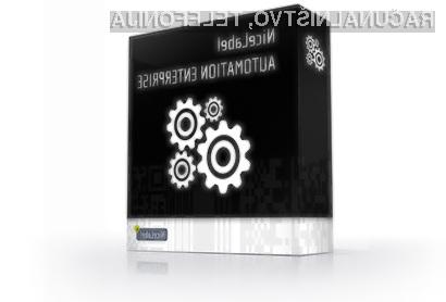 NiceLabel Automation Enterprise je program za oblikovanje in tiskanje nalepk s črtno kodo.