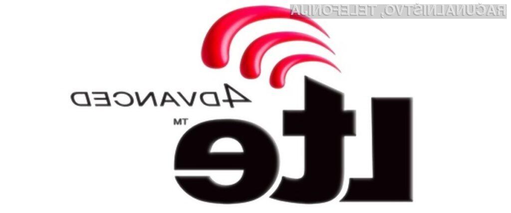Mobilno omrežje LTE Advanced bo omogočalo kar dvakrat hitrejši prenos podatkov v primerjavi z zdajšnjim omrežjem LTE!