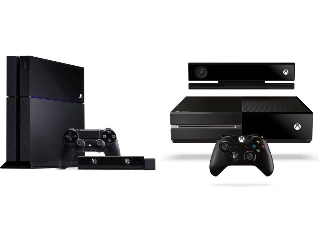 Xbox One proti PlayStation 4