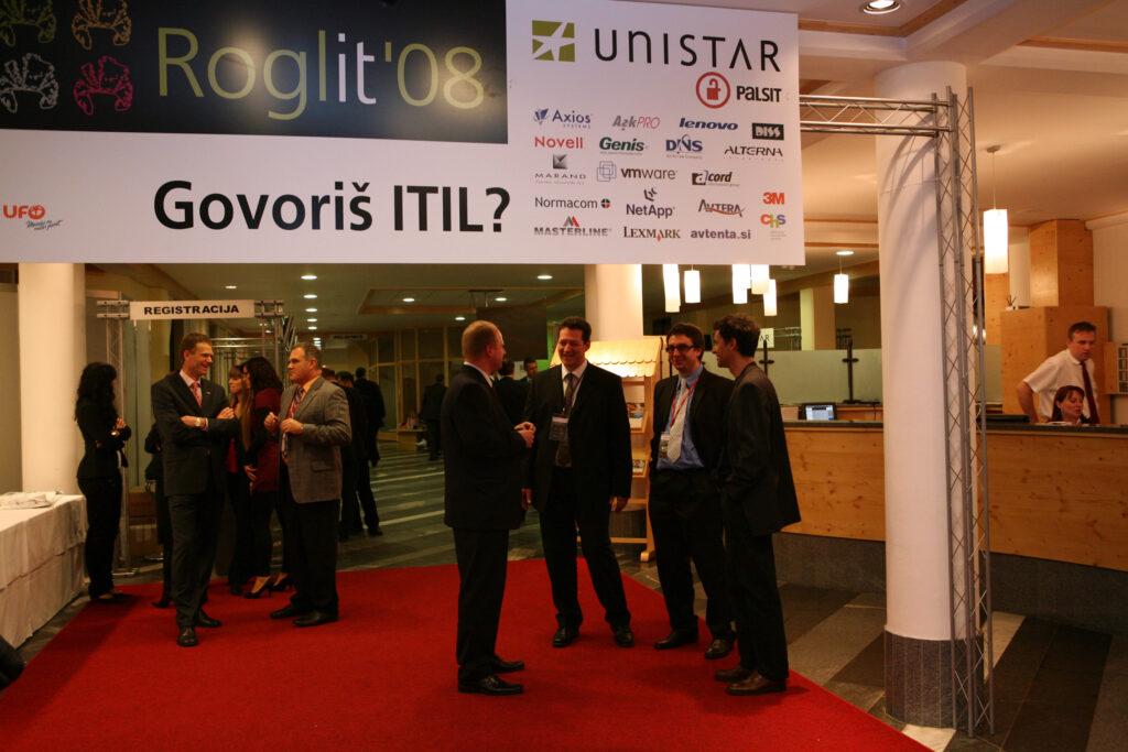 RoglIT je bil in ostaja odmevna strokovna IKT-konferenca.