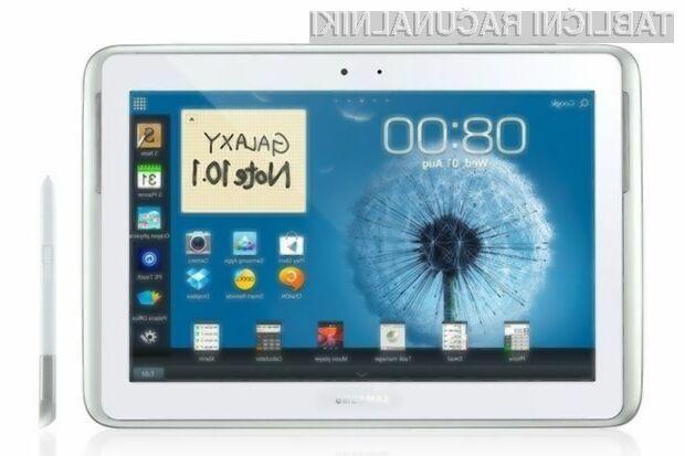Samsung naj bi s tablico Galaxy Note Pro 12.2 revolucioniral trg tablični računalnikov!
