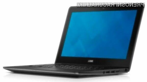 Dell Chromebook 11 bo kot nalašč za uporabnike Googlovih storitev.