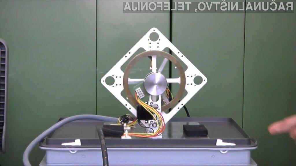 Kocko Cubli bi zaradi edinstvenih lastnosti lahko uporabljali celo za namene raziskovanja planetov.