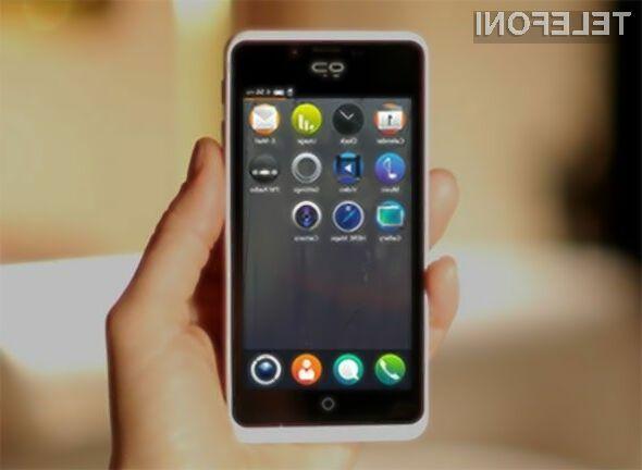 Na pametni mobilni telefon Revolution podjetja Geeksphone bo moč namestiti tako Android kot Firefox OS!