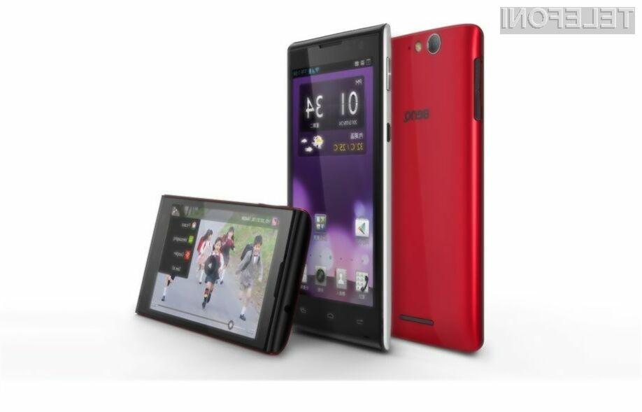 Pametna mobilna telefona BenQ A3 in F3 ponujata odlično razmerje med zmogljivostjo in maloprodajno ceno!