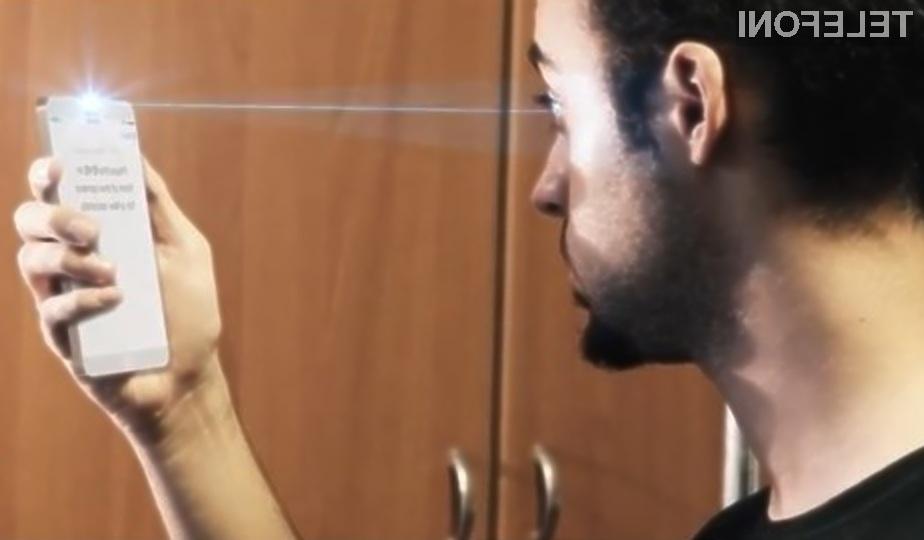 Bralnik očesne mrežnice naj bi močno poenostavil in povečal varnost spletnih nakupov.