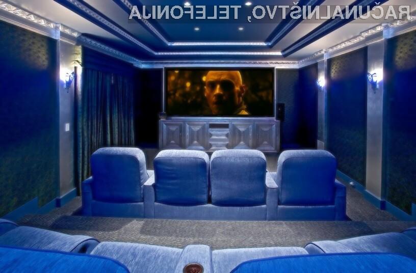 Sestavite si svoj domači kino!