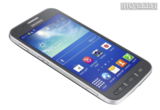 Poceni Samsung Galaxy Core Advance s fizičnimi tipkami!