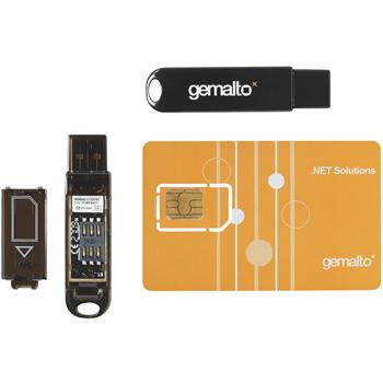 Olajšajte si uporabo spletnega poslovanja s pametno kartico Gemalto.NET
