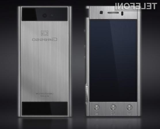 Pametni mobilni telefon Gresso Radical R1 je skorajda nemogoče uničiti!