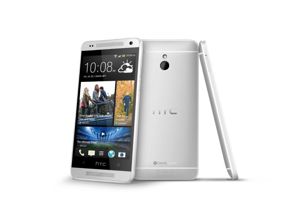 HTC One Mini dobil zadnjo različico Androida Jelly Bean 4.3 in uporabniški vmesnik Sense 5.5