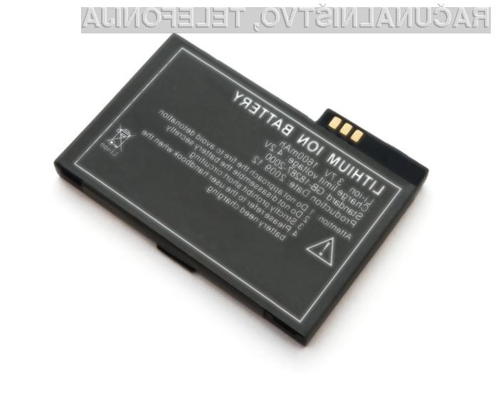 Litij-žveplova baterija bi lahko litij-ionsko nadomestila že v drugi polovici prihodnjega leta!