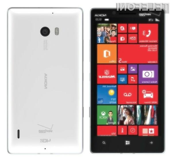 Nokia Lumia 929 naj bi k nam prispel že konec januarja!