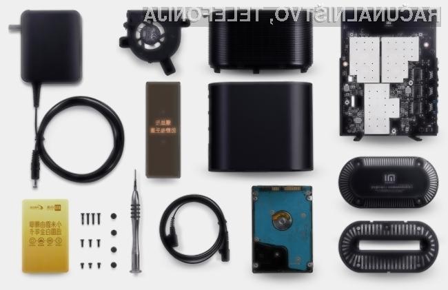 Xiaomi Technology Mi je prvi brezžični usmerjevalnik, ki ga mora kupec v celoti sestaviti sam.