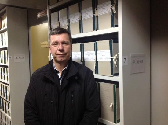 Mikrografija v moskovskih arhivih