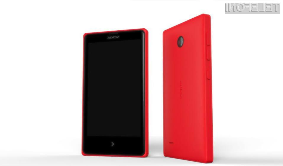 Nokia Normandy s prirejenim Androidom naj bi luč sveta ugledal v prvi polovici naslednjega leta.