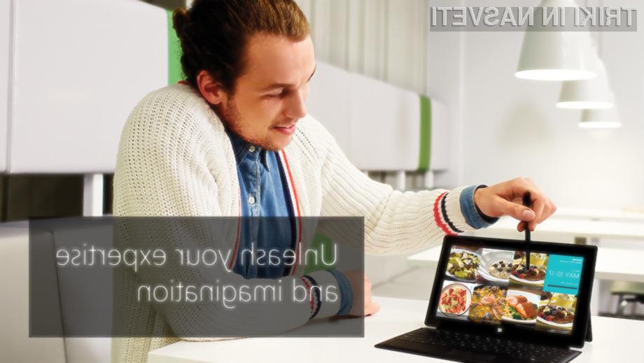 S projektom Siena lahko izdelate aplikacije Windows 8.1.