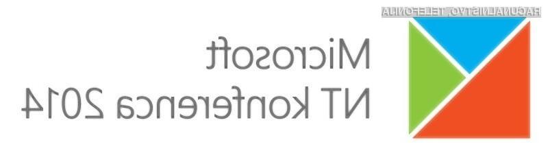 Več o vsebinah januarskega dogodka Microsoftove NT konference