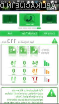 Z aplikacijo e-karta EMS lahko ugotovite, kolikšni količini sevanja ste izpostavljeni.