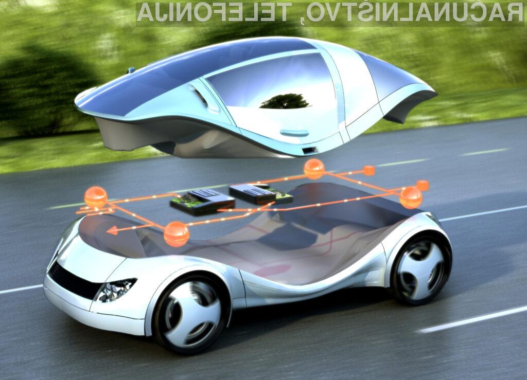 Podjetje Samsung se bo v naslednjem letu preizkusilo še na področju avtomobilske industrije!