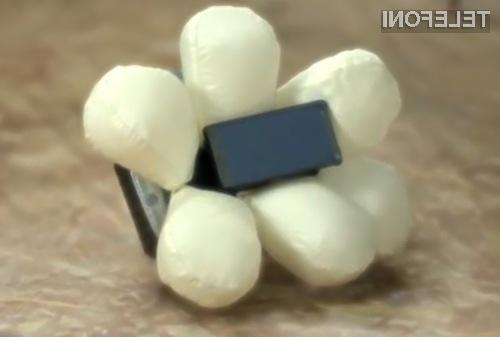 Bodo naše dragocene mobilne naprave v bližnji prihodnosti varovale miniaturne zračne blazine?