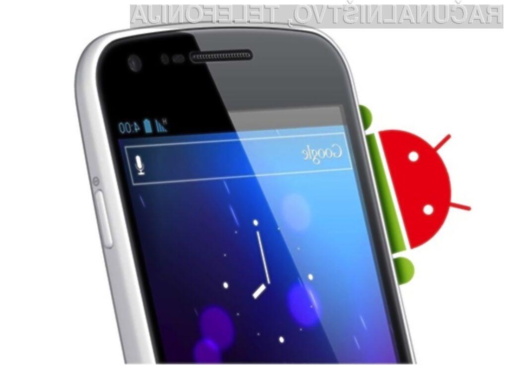 Priklop mobilne naprave Android na osebni računalnik je dovolj, da se ta okuži s škodljivo programsko opremo.