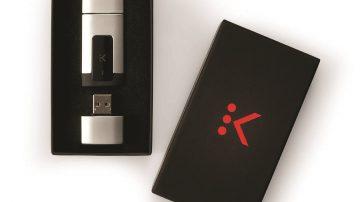 Ključ do večje varnosti podatkov: IndependenceKey švicarskega podjetja Quantec