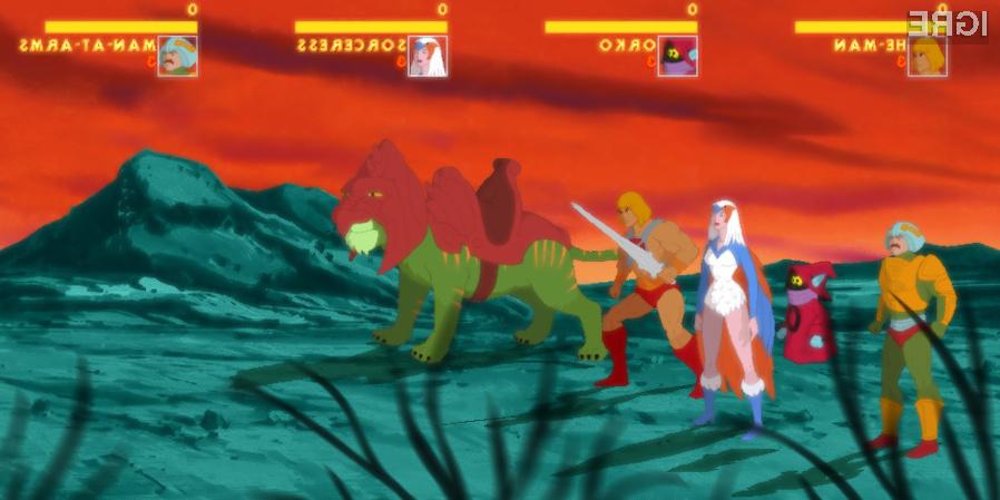 """Pri Grayscullu"", končno He-Man igra!"