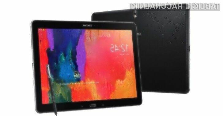 Samsung Galaxy Note Pro 12.2 postavlja nove standarde na področju tabličnih računalnikov!
