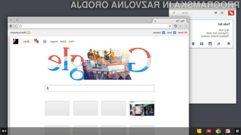 Novi brskalnik Google Chrome 32 vas bo zlahka prevzel!