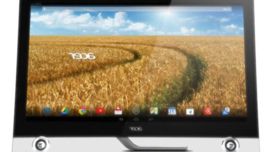 Acerjev osebni računalnik vse-v-enem TA272 HULje primeren tako za opravljanje enostavnejših opravil kot predvajanje večpredstavnostnih vsebin.