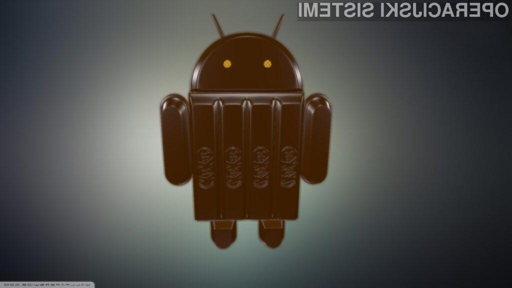 Pohvalna potrpežljivost Android OS uporabnikov!