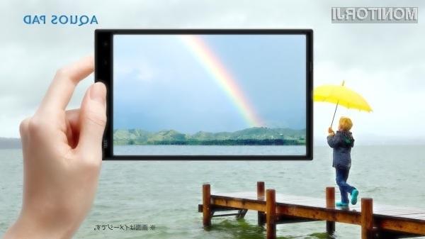 Inovativni zasloni družine EDGEST podjetja Sharp omogočajo izdelavo izjemno kompaktnih mobilnih naprav!
