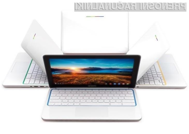 Prenosniki Chromebook so kot nalašč za uporabnike, ki prisegajo na enostavnost uporabe.
