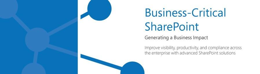 Agito je edino slovensko podjetje v Microsoftovem programu Business Critical SharePoint